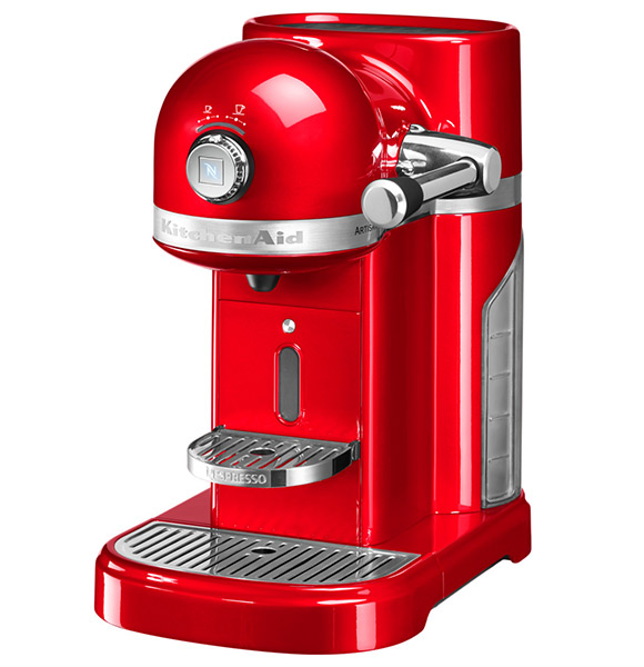 KitchenAid Nespresso Maschine