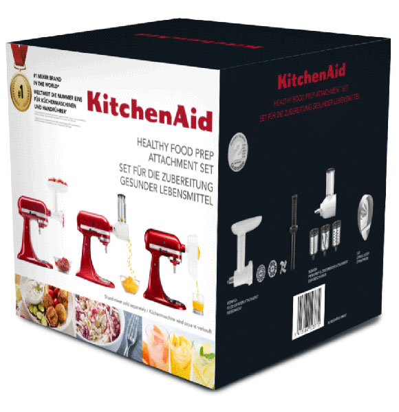 KitchenAid 3-er Bundle
