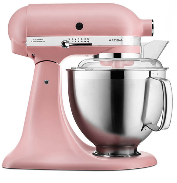 KitchenAid Artisan KSM185 in Dried Rose