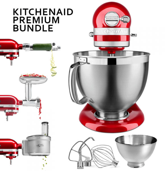 KitchenAid Premium Bundle